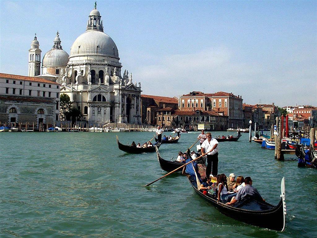 Venecia - Santa Maria della Salute