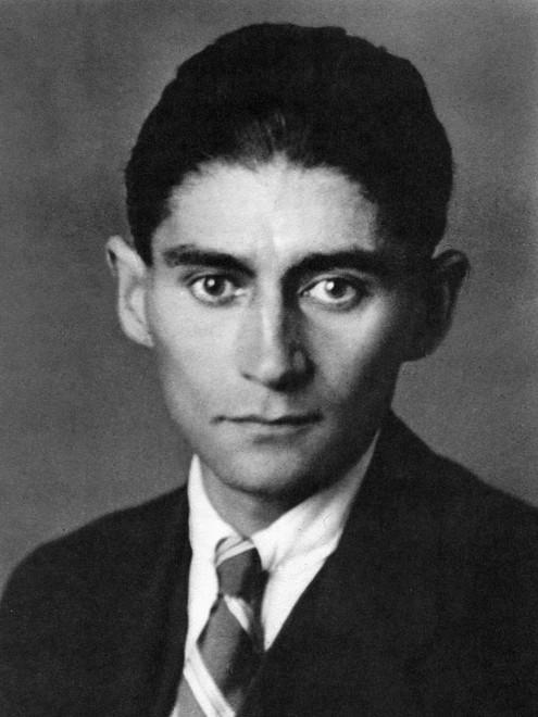 Franz Kafka en 1923