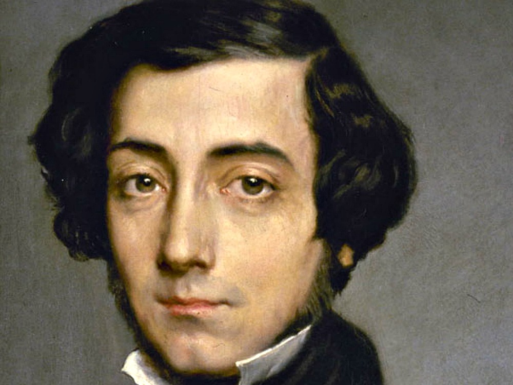 Tocqueville, por Théodore Chassériau (1819-1856)