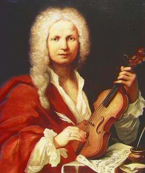 Antonio Vivaldi, anon. 1723