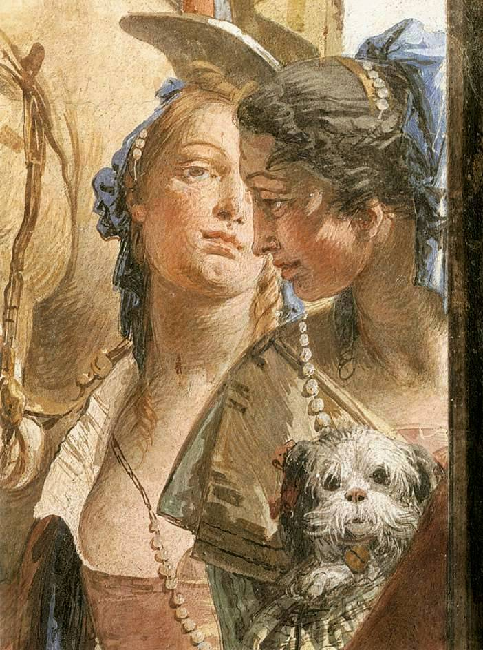 Tiepolo, Allegoria, s.f.