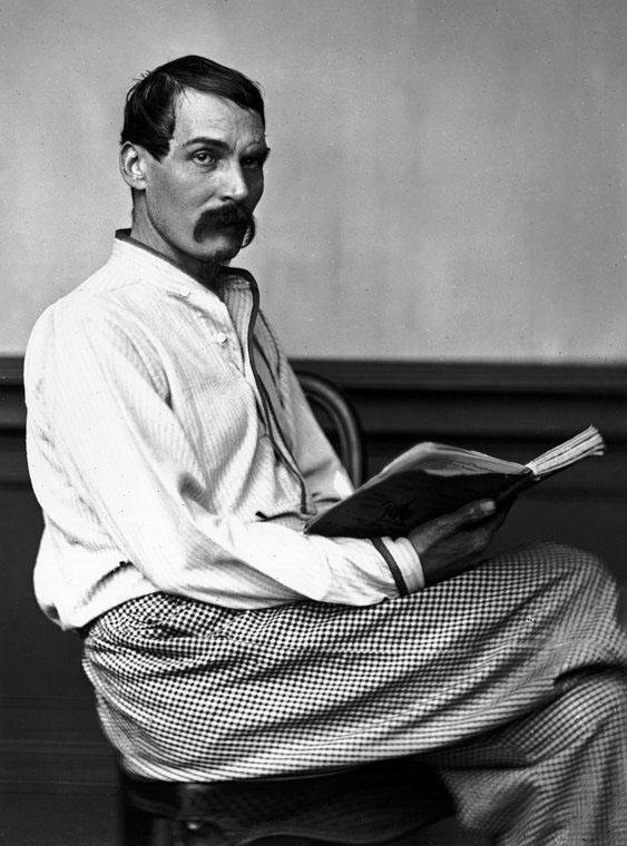Richard F. Burton en 1864