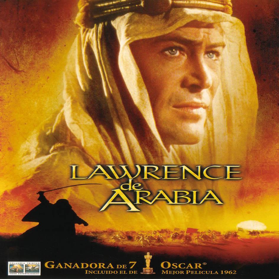 Lawrence de Arabia en el cine