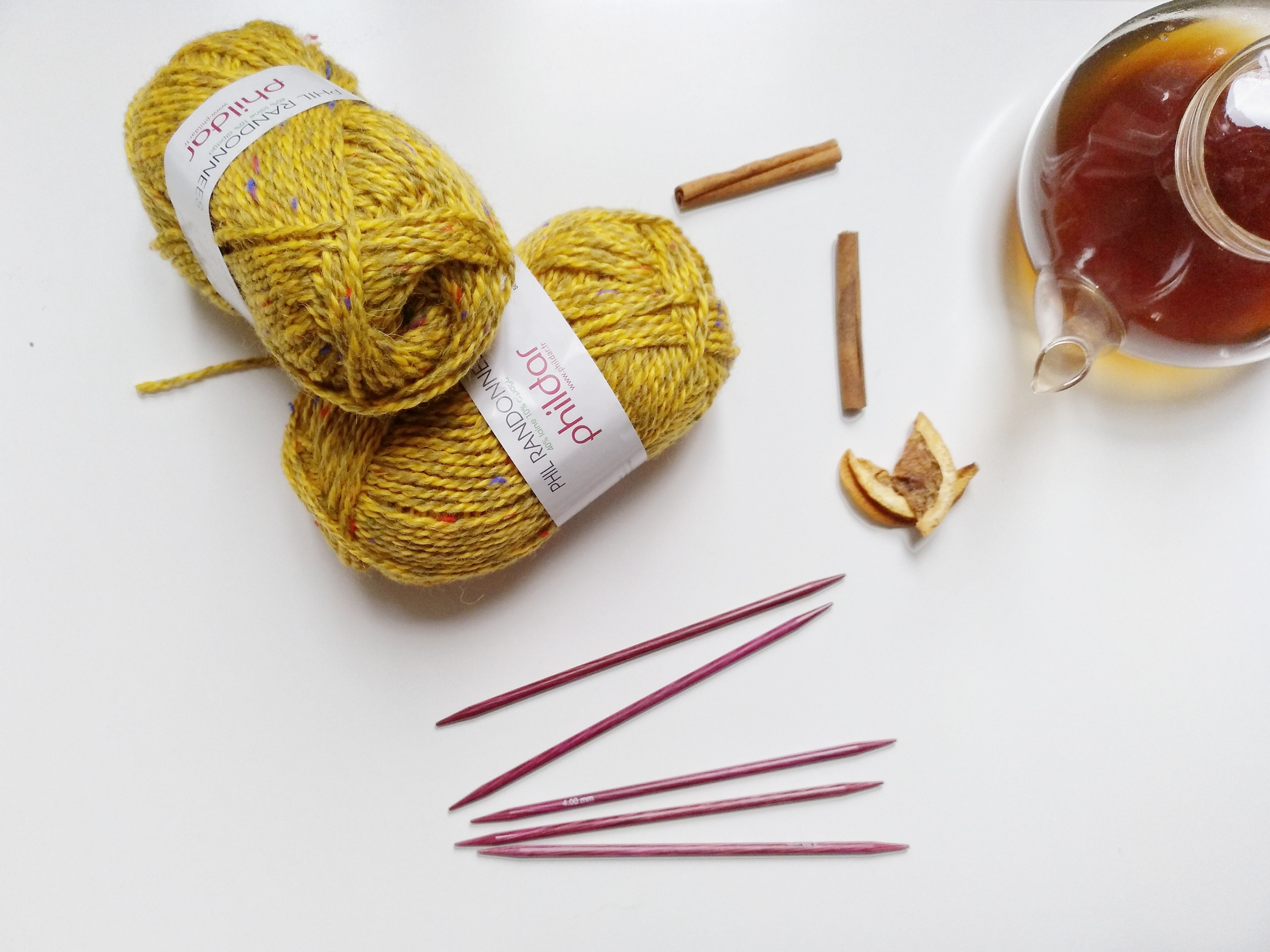 Autumn Goals Pattern by Un Peu Savage