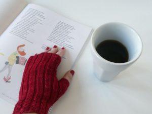 Mitones sin dedos para los días de frío